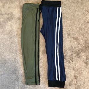 Comfy capris pants bundle